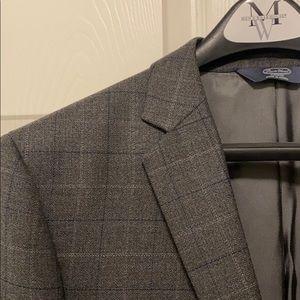 👔HP👔 MENS Pronto Uomo Platinum sport coat